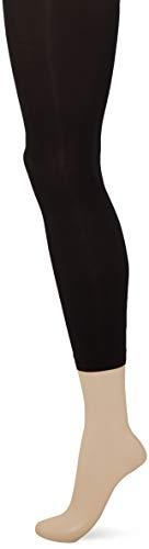 KUNERT Damen 3/4 Leggings Velvet, 40 Den, Schwarz (Black 0500), 36/38 -