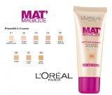 Fond de teint Mat' Magique L'Oréal N° 04 Rose Beige
