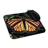 Monarch Schmetterling Butterfly Rechteck Mousepad Urlaub Geschenk, Muster 75, 9x7