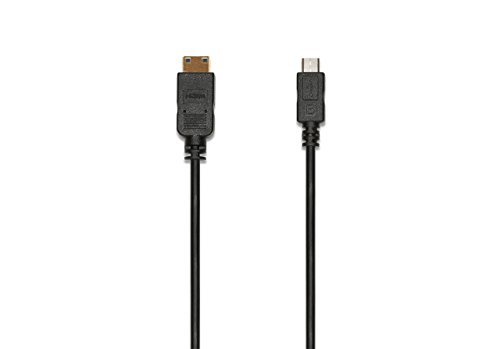 m MHL/Mini-HDMI-Kabel für Philips Taschenprojektor - Schwarz ()