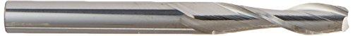 Yonico 31215-SC Yonico 31215-SC CNC Router Bit Up Cut Solid Carbide 1/4″ X 1″ X 1/4″ X 2-1/2″ 1/4″ Shank, ,