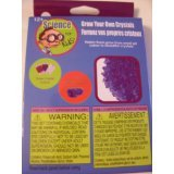 Science for Kids Thinking Cap Activities ~ Grow Your Own Crystals (Ages 12+)