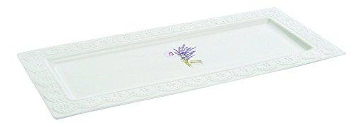 Nuova R2S Easylife 1029lav Tortenplatte Mehrfarbig 36x 16cm