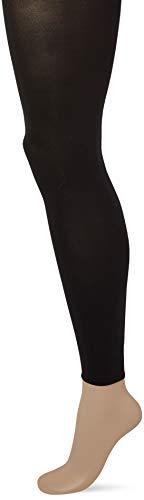 Wolford Damen Velvet 66 Leggings Strumpfhose, 65 DEN, Schwarz (Black 7005), M -