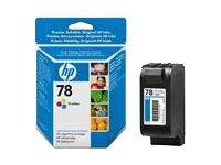 Preisvergleich Produktbild HP C6578DE#301 78 Tintenpatrone dreifarbig Standardkapazität 19ml 560 Seiten 1er-Pack - Multi tag