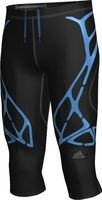 o Sprint Web 3/4 Tight, black/bright blue f12, S, W51577, ()