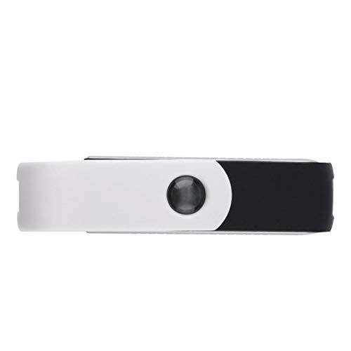 Lodenlli Drehbarer gesunder USB-Ionisator-Ionenluftreiniger für PC Laptop Home Office-Reiniger halten die Luft sauber tragbar