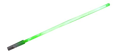 CYALUME - PAQUETE DE 36 PULSERAS LUMINOSAS FLEXBANDS 19 CM  6 HORAS  COLOR VERDE