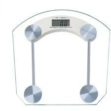Novax 8MM Digital Thick Glass Weighing Scale  available at amazon for Rs.549