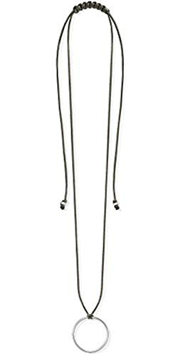 Thomas Sabo Damen-Charm-Kette Little Secret Kreis Charm Club 925 Sterling Silber LSKE015-173-5-L80v