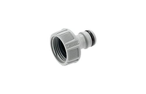 Gardena G18201-26 Macho grifo 21 mm rosca hembra de 26,5 mm (3/4\