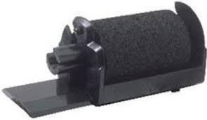 vhbw 5x Rullo Inchiostrato per Stampante ad Aghi GR 744 Macchina da Scrivere Epson IR 40 T come IR40