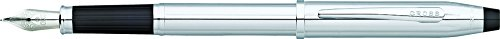 cross-3509-ms-century-ii-lustrous-chrome-fountain-pen