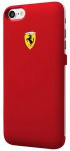 Ferrari fessih ci8re Étui pour téléphone portable pour Apple iPhone 8/7Rouge