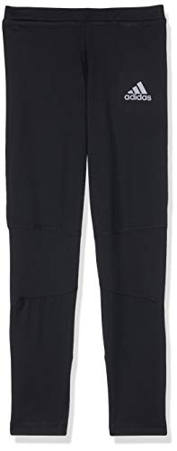 adidas YB Run Tight - Niño, Negro(Negro)