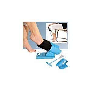 Sockenanzieh- und Ausziehhilfe von Easy On Easy Off