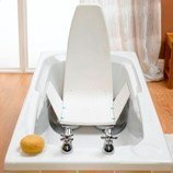 Neptune Battery Powered Bath Lift (One Colour / One Size) by Neptune