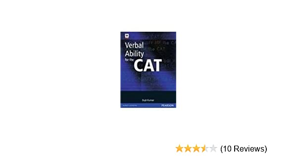 Verbal Ability For The Cat By Sujit Kumar Pdf