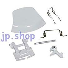 ARDO MERLONI 651027721 719007300 - Manilla de apertura para lavadora