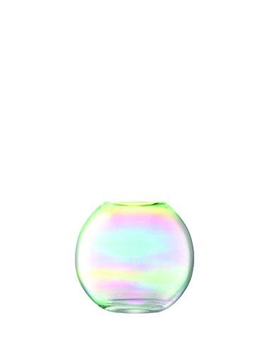Lsa International Pearl Vase, Mother Of Pearl, 16 Cm High