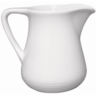 Olympia Linear Creme Jug 5 Unzen VPE 12. -