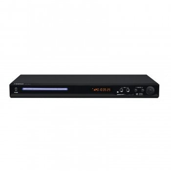 NAXA Electronics NAXA - ND-837 Digital DVD Player with Karaoke Function and USB/SD/MMC Inputs