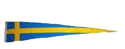 Langwimpel Schweden Fahne Flagge Wimpel NEU