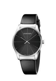 Calvin Klein–Reloj Calvin Klein Classic con Correa de Piel para Hombre