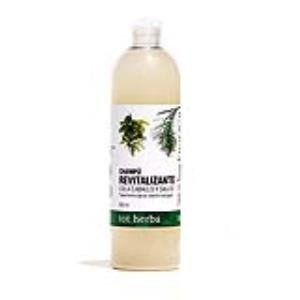 Tot Herba Champú Tonificante Shampoo Vigorante - 500 ml