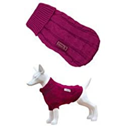 Freedog FD5000564 - Jersey lana, para perro, color fucsia