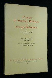 lamitie-de-stephane-mallarme-et-de-georges-rodenbach-preface-de-henri-mondor-lettres-et-textes-inedi