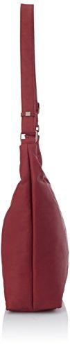 des Temps Damen Rot Denver Bordeaux 19 Cerises 3A03 Le Schultertaschen Rouge 7Z5Fq