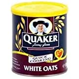 Quaker Quick Cooking White Oats 500gm