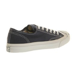 Converse Jack Purcell Canvas Ox Navy/White Blau