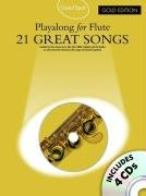 Guest Spot: Playalong for Flute - Gold Edition (Book & CD)
