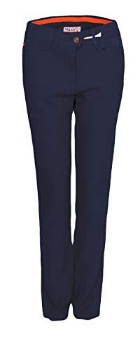 MAXX Golf Hose Mädchen mit verstellbarem Bund (Marine, 152)
