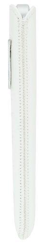 Suncase ® 42413355 Étui pour iPhone 5 de style vintage - Marron foncé blanc