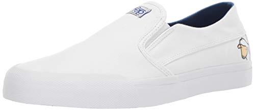 ETNAB #Etnies Langston X Sheep, Zapatillas de Skateboard Unisex Adulto, 155/White/Blue 155, 8 EU