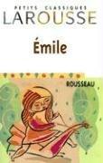 Emile (Petits Classiques Larousse) par Jean-Jacques Rousseau