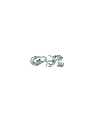 Assortiment 12 colliers à bande perforée vg 12 8