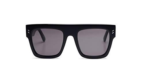 Stella mccartney occhiali da sole sc0119s black/grey donna