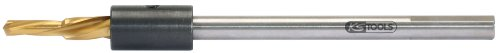 KS Tools 152.1024 Stufenbohrer links, M5x7x150mm
