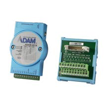 Thermocouple Input Module ((DMC Taiwan) 8-ch Isolated Thermocouple Input Modbus TCP Module with 8-ch DO)