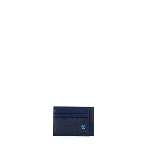 Piquadro Credit Cards Case | Line Pulse | PP2762P15-Blu3