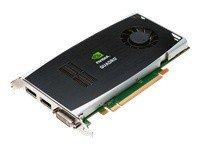 PNY NVIDIA Quadro FX 1800 Grafikkarte (PCI-e, 768MB, GDDR3 Speicher, DVI, HDTV) Bulk - Gddr3 Pcie Grafikkarte