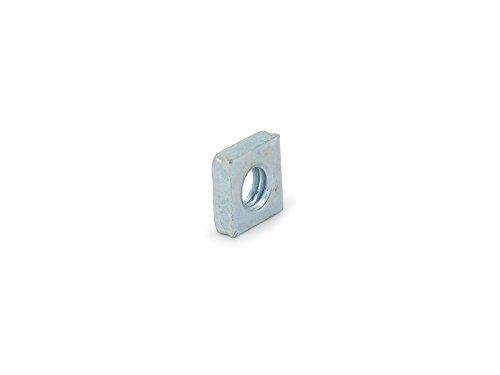 DIN Vierkantmutter M6 DIN 562-06-A4K - niedrige Form