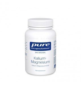 Pure Encapsulations Kalium Magnesium citrat 90 Kapseln