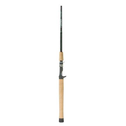 Ext Rod (Castaway Rods Pro Sport Flipping Süßwasserrute 7,5-F, extra schwer)