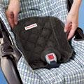 Summer Infant PiddlePad Sitzschutz/ Sitzschoner für Kindersitze, wasserdicht
