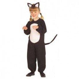 Kinder-Kostüm-Set Kleine Katze, Größe 110 (Kitty Kind Kostüm)